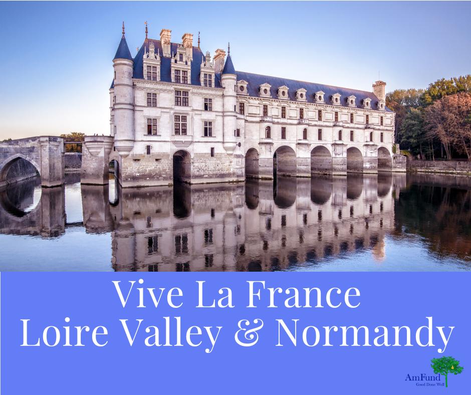 Vive La France: Loire Valley & Normandy.png