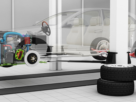 Automotive COVID-19 Animation to send to customers
