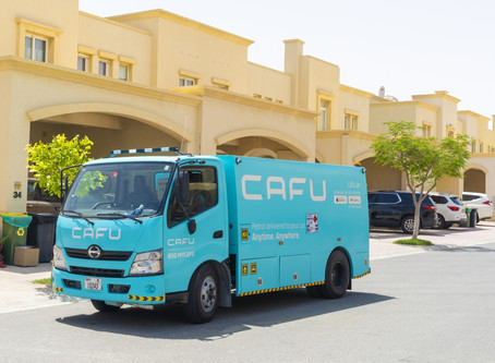 Cafu offers free petrol delivery in Dubai and Northern Emirates