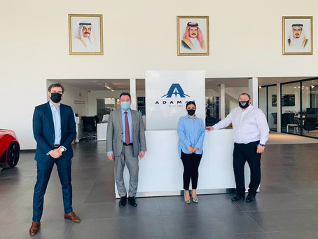 Adamas Motors in Bahrain, selects Sensus Dealer Management System - powered by Titan DMS