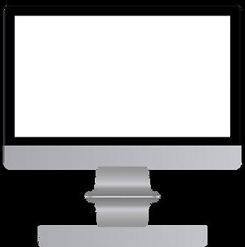 Coputer Screen - desktop silver.png