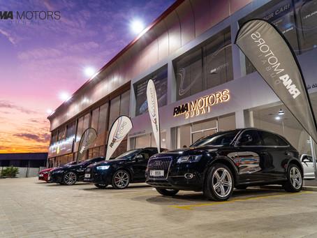 RMA Motors Launches VIP Event using the Senus Showroom Events Platform