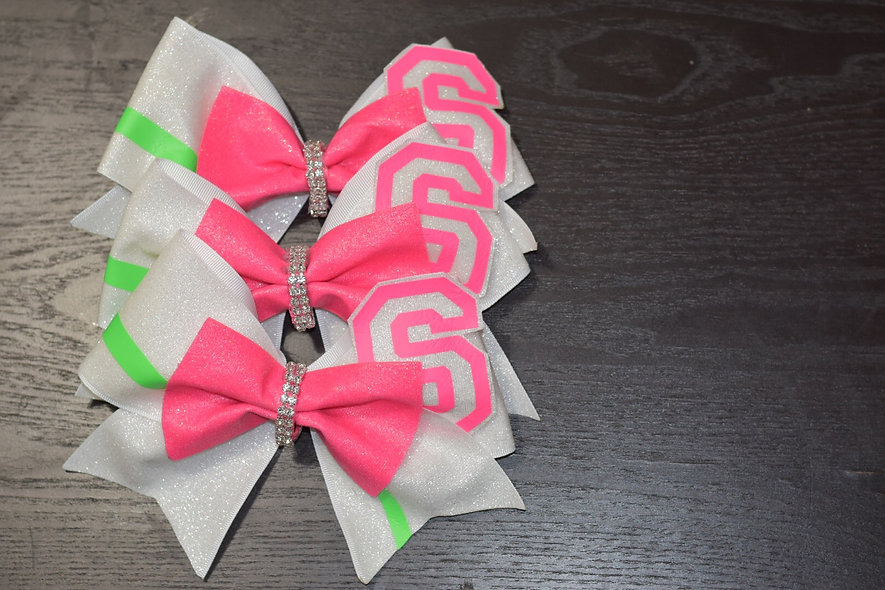 Zombies 2 - Team Cheer- Cheer Bow