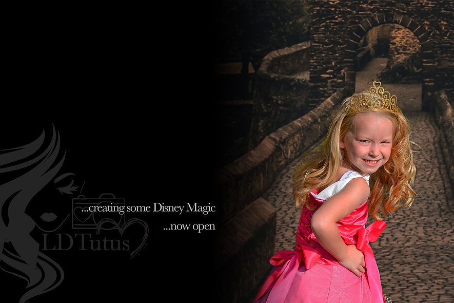 2021 LDTutus Disney Photoshoot Package