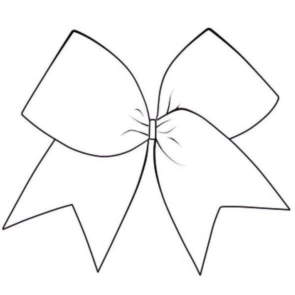 LDTutus Custom Designed Cheer Bow