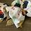 Thumbnail: Holiday Cupcake Minnie Cheer Bow and Mask Set - Limited Edition