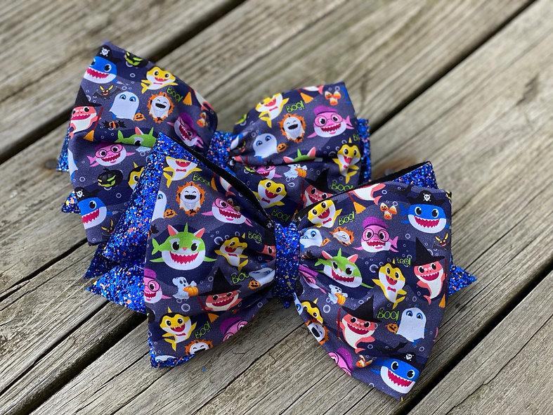 Baby Shark Dressed Up | Minnie Cheer Bow - Limited Edition