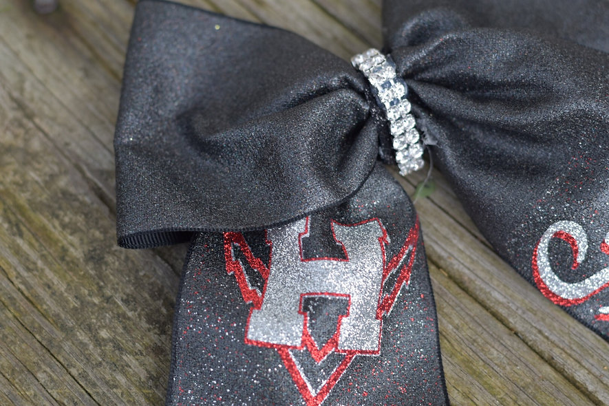 Custom Sports Teams Bows