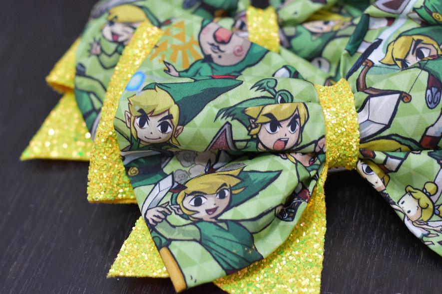 Zelda   Minnie Cheer Bow - Limited Edition