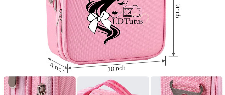 1) LDTutus Gear- Model Makeup Kit -Photoshoot Gear