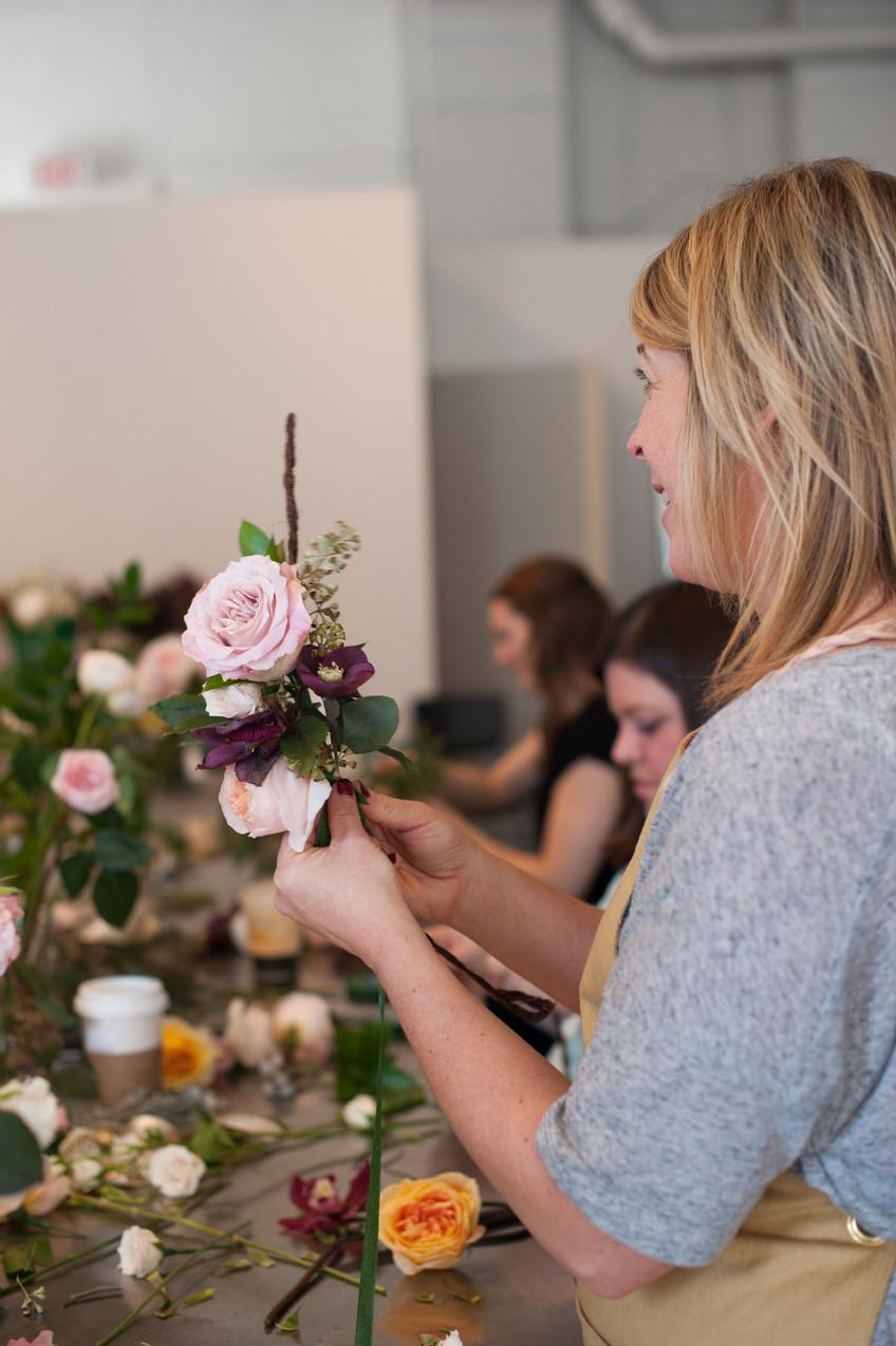 Why Start a Floral Design School?