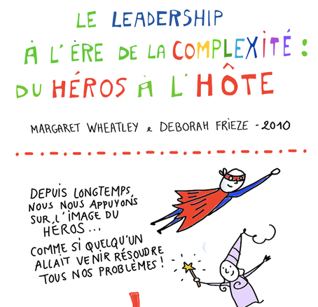 """. Recherche Visuelle #2 : """"Leadership in the Age of Complexity"""" ."""