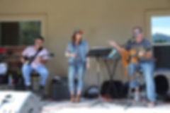 Rochelle and The James Gang Band June 20