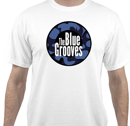 Blue Grooves T - Shirt