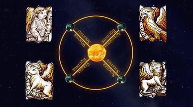 Astrotheologie, Gottesverständnis, vier Evangelisten, Astrologie, Enmanuel von Zehnstern