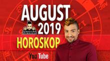 Astrologische Monatshoroskope für August 2019