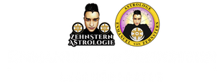 Zehnstern Astrologie Logo. Enmanuel von Zehnstern. Astrologische Beratung