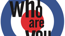 Who Are You, new logo