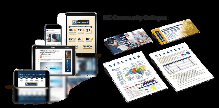 ApprenticeshipNC Workforce Development Campaign