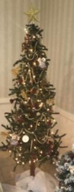 #18 Woodland Christmas