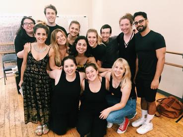 Stella Adler Summer Conservatory 2018