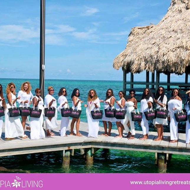 Utopia Living Spa & Lifestyle Retreat Belize 2020