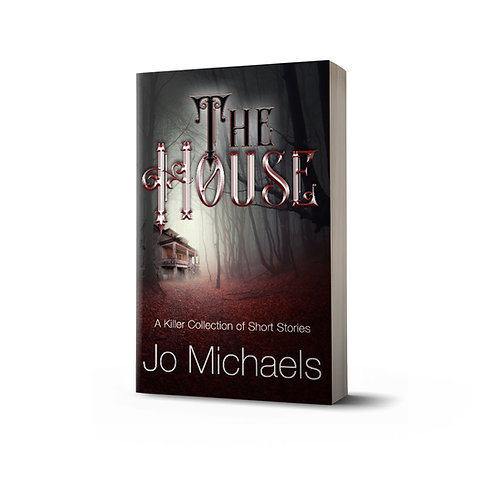 The House - Pen Pals and Serial Killers - Book Four - Paperback