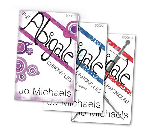 The Abigale Chronicles - Paperbacks - 3 Book Set