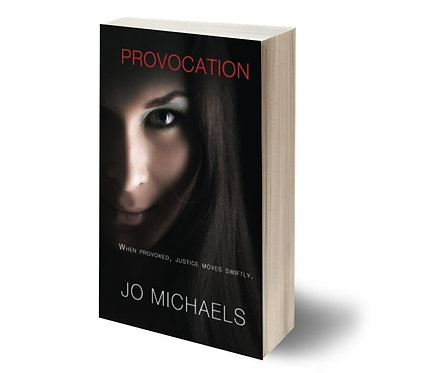 Provocation - Pen Pals and Serial Killers - Story Two - Paperback