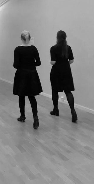 LARSEN vs MUNCH workshop 2018, Foto: Lene Therese Teign