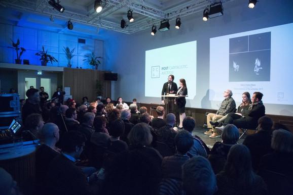 Post Capitalistic Auction, Bergen Kunsthall, vår 2018