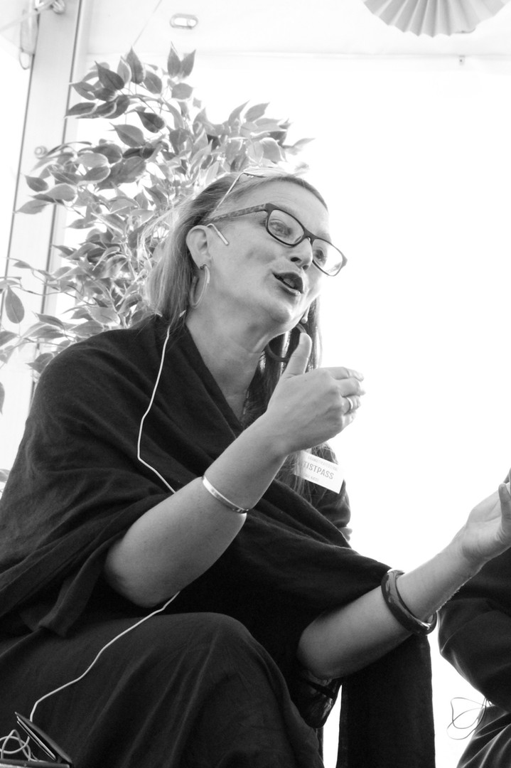 Tale Næss Foto: Vera Lunde