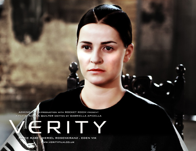 Verity | Foto: Nivine Keating, 2013