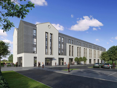 McDermid Controls install Schneider BMS at Hampton by Hilton, Hamilton Park