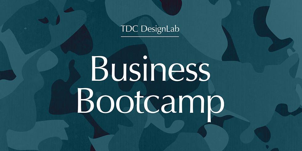 DesignLab - Business Bootcamp (Tickets still available!)