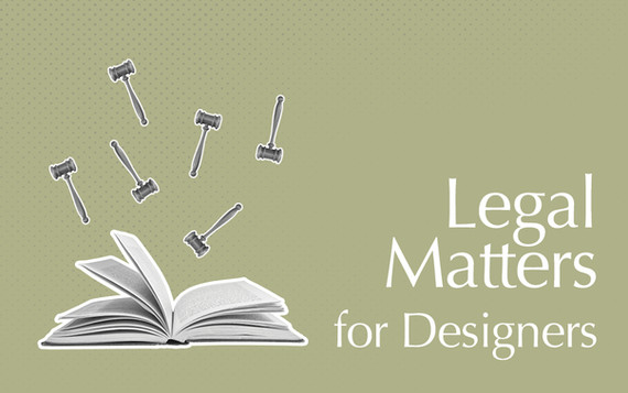 Legal Matters for Designers