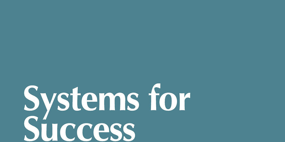 Design Lab Sydney - Systems for Success