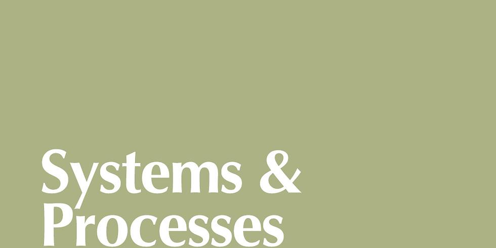 Design Lab Melbourne - Systems & Processes