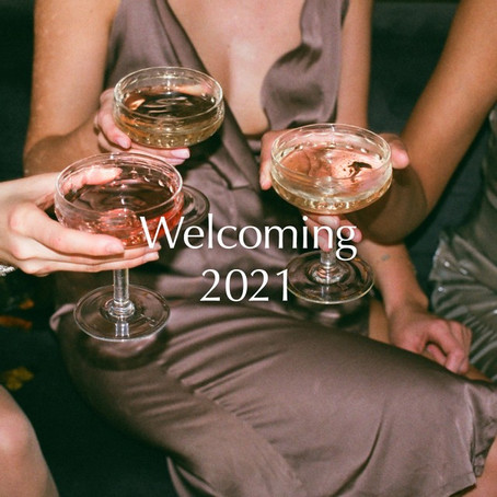 Welcoming 2021-Embracing lessons from this year and looking forward to the next