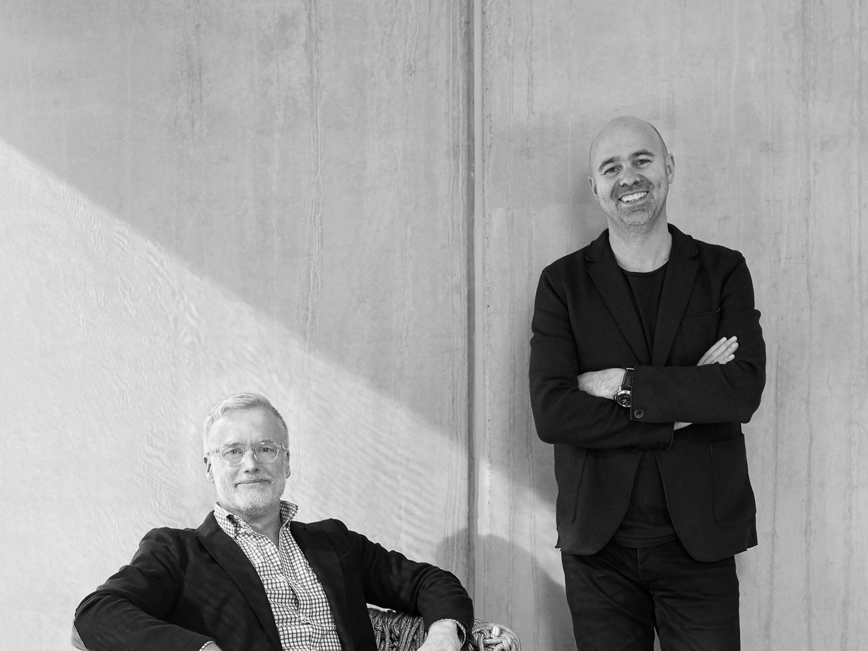 Paul Hecker & Hamish Guthrie
