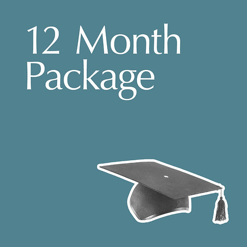 12 Month Package