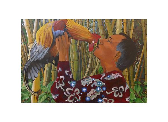 Man Kisses Cock