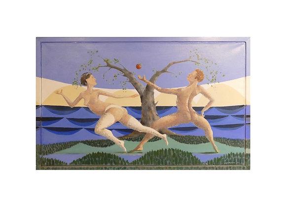 Adam, Eve and an Apple