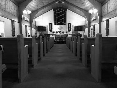 Inside Of Northview Christian Church