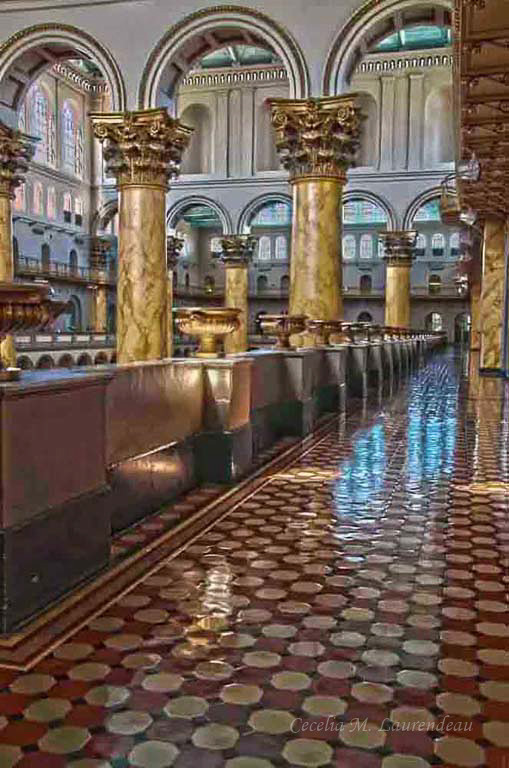 Columns & Urns