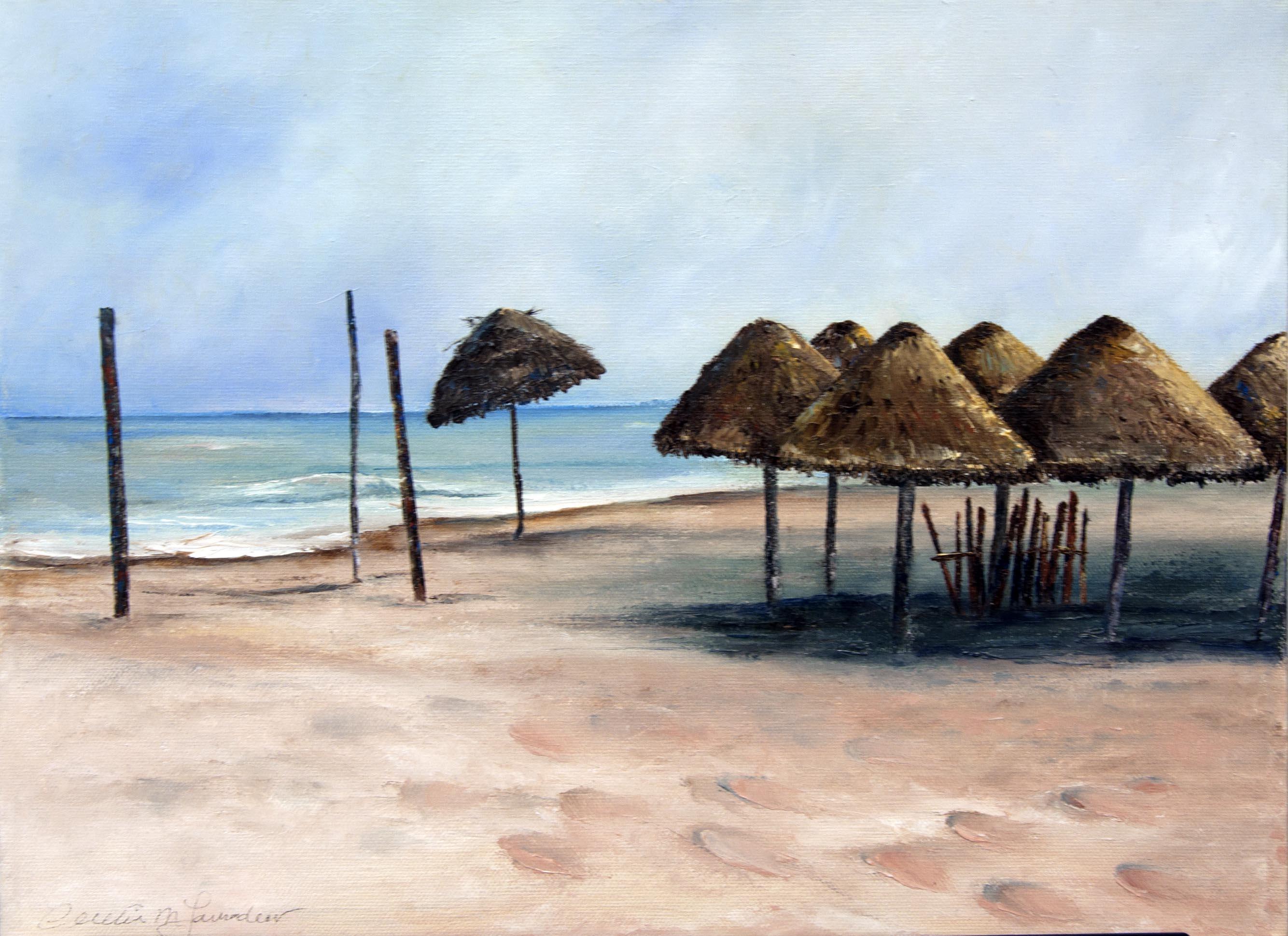 Deserted