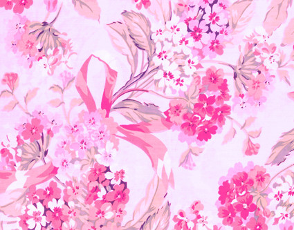 Floral Friday: design pattern of the week