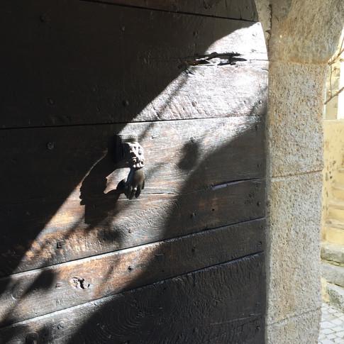 la porte d'entrée de MonteOlivo