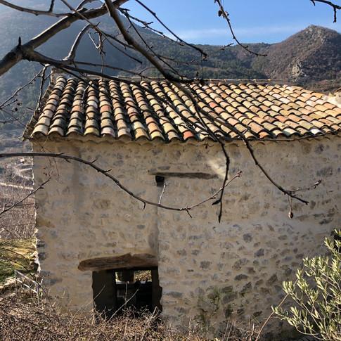 une des maisons de MonteOlivo