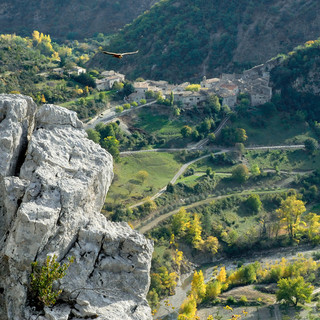 point de vue du Rocher, avec vue sur Saint May